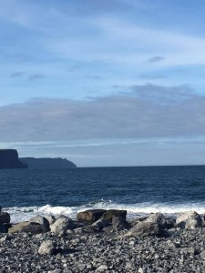 doolin yoga in clare with Tricia mc Donnell 1